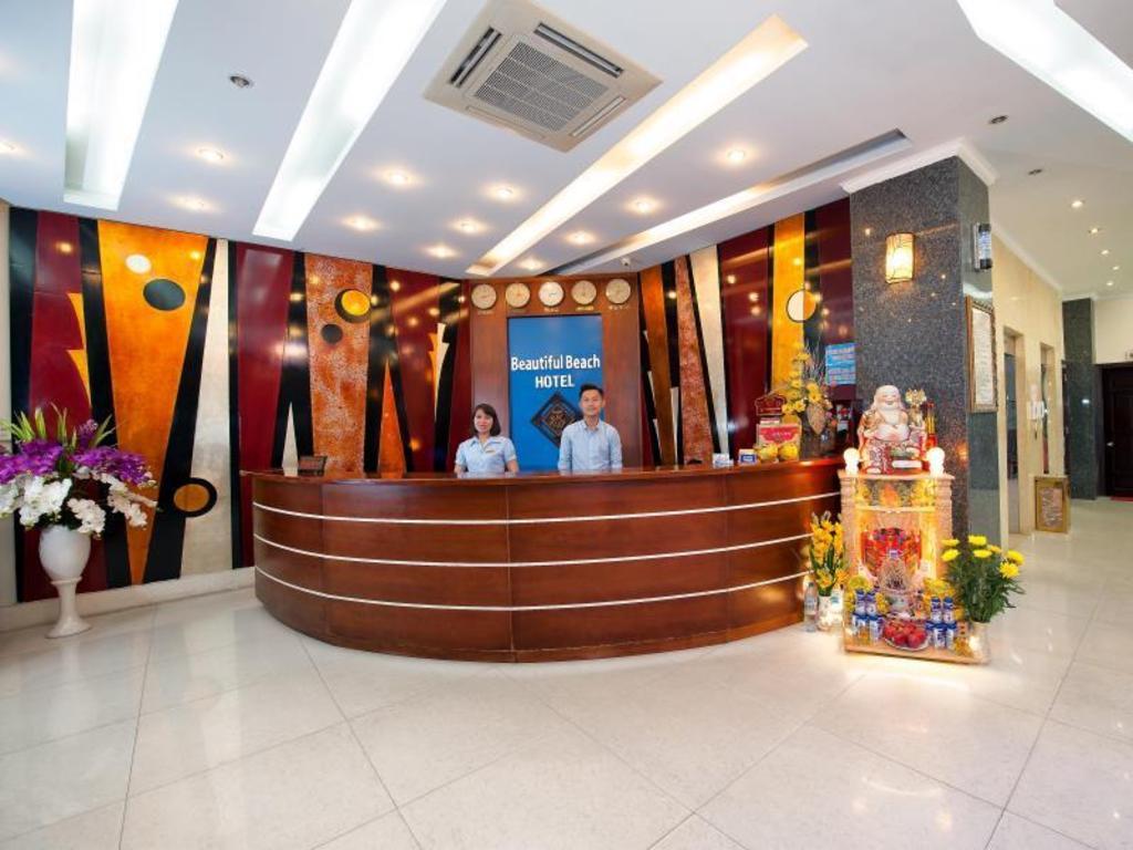 Best Price On Beautiful Beach Hotel Danang In Da Nang Reviews