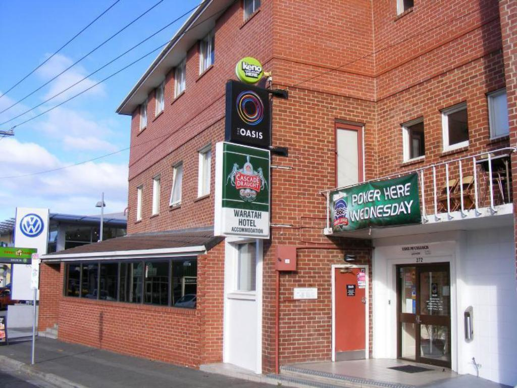 More about The Waratah Hotel