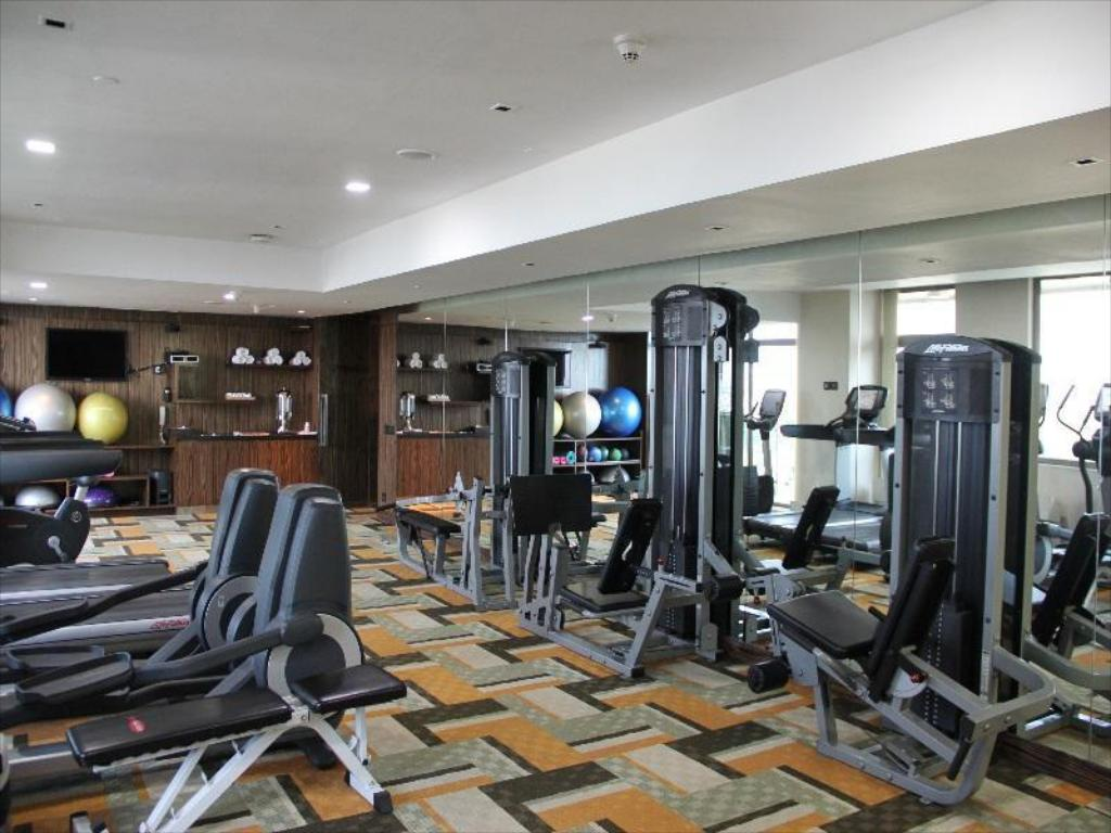 fitnesscenter Fraser Suites New Delhi