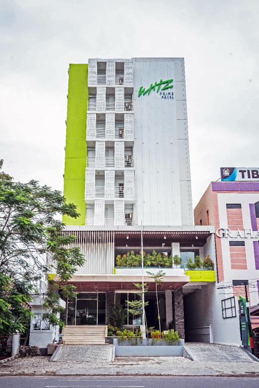 More about Whiz Prime Hotel Sudirman Makassar