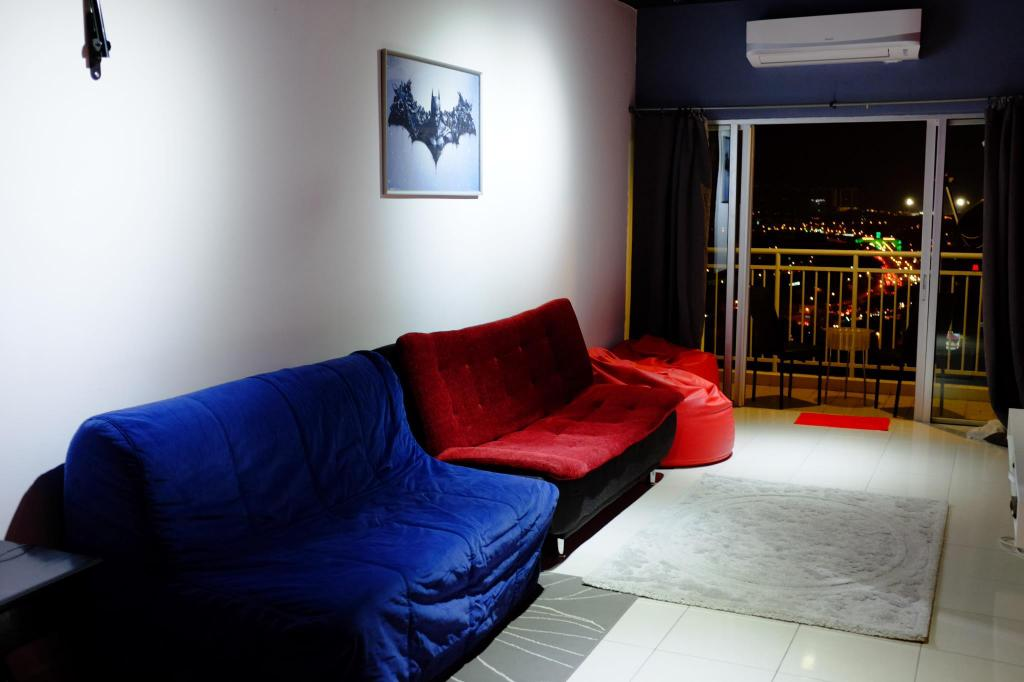 酒店内饰 The Bat Cave 3 bedroom Vacation Home