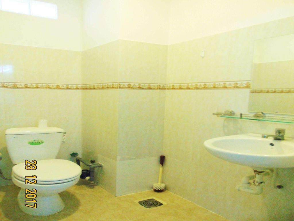Bathroom An Nhien Hotel Apartment- Studio Yen The 3