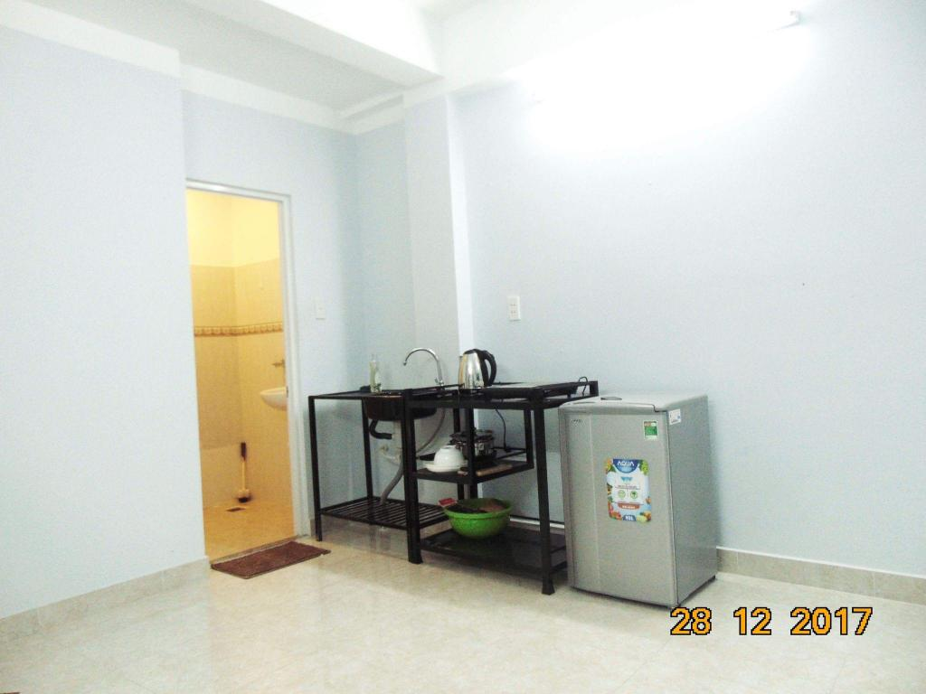 Guestroom An Nhien Hotel Apartment- Studio Yen The 3