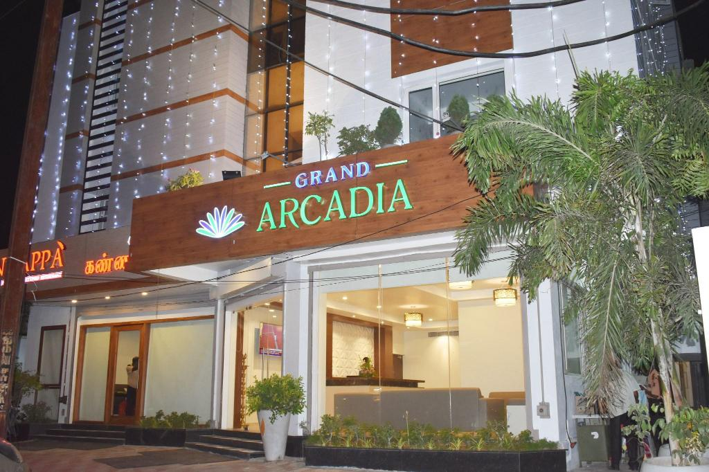 More about Grand Arcadia - Srirangam