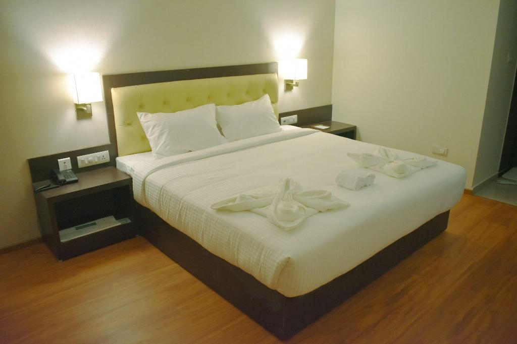 Executive Room - Bed Grand Arcadia - Srirangam