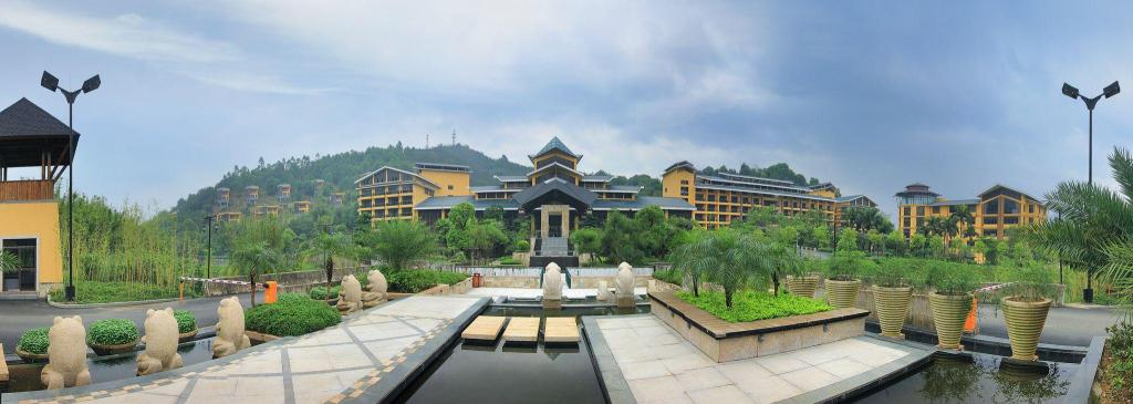 Dipai Hotspring Resort