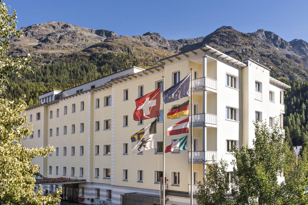 More about Hotel Laudinella
