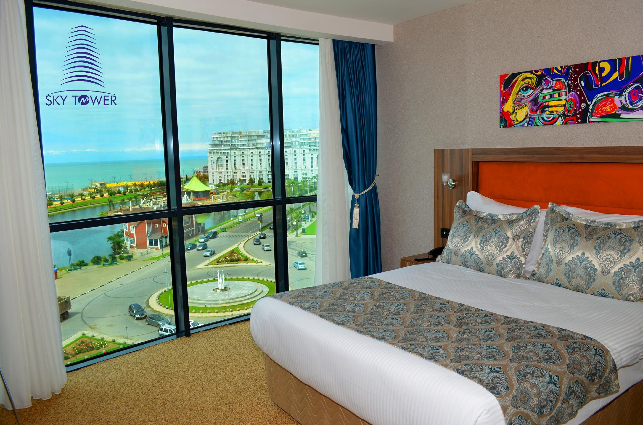 Double room - Single use - Side Sea View