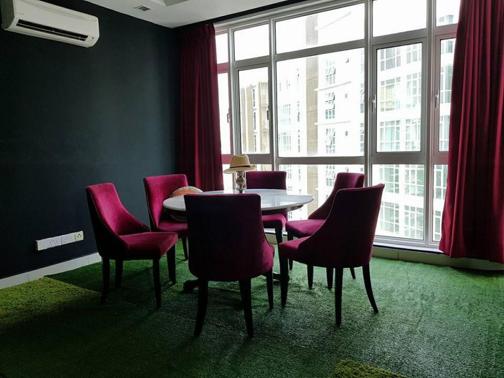 See all 19 photos Cozy 2 bedroom with Free Shuttle bus to Mid Valley