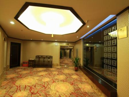 Interior view Fortune Hotel