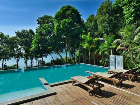 Kolam renang luar ruangan Railay Great View Resort