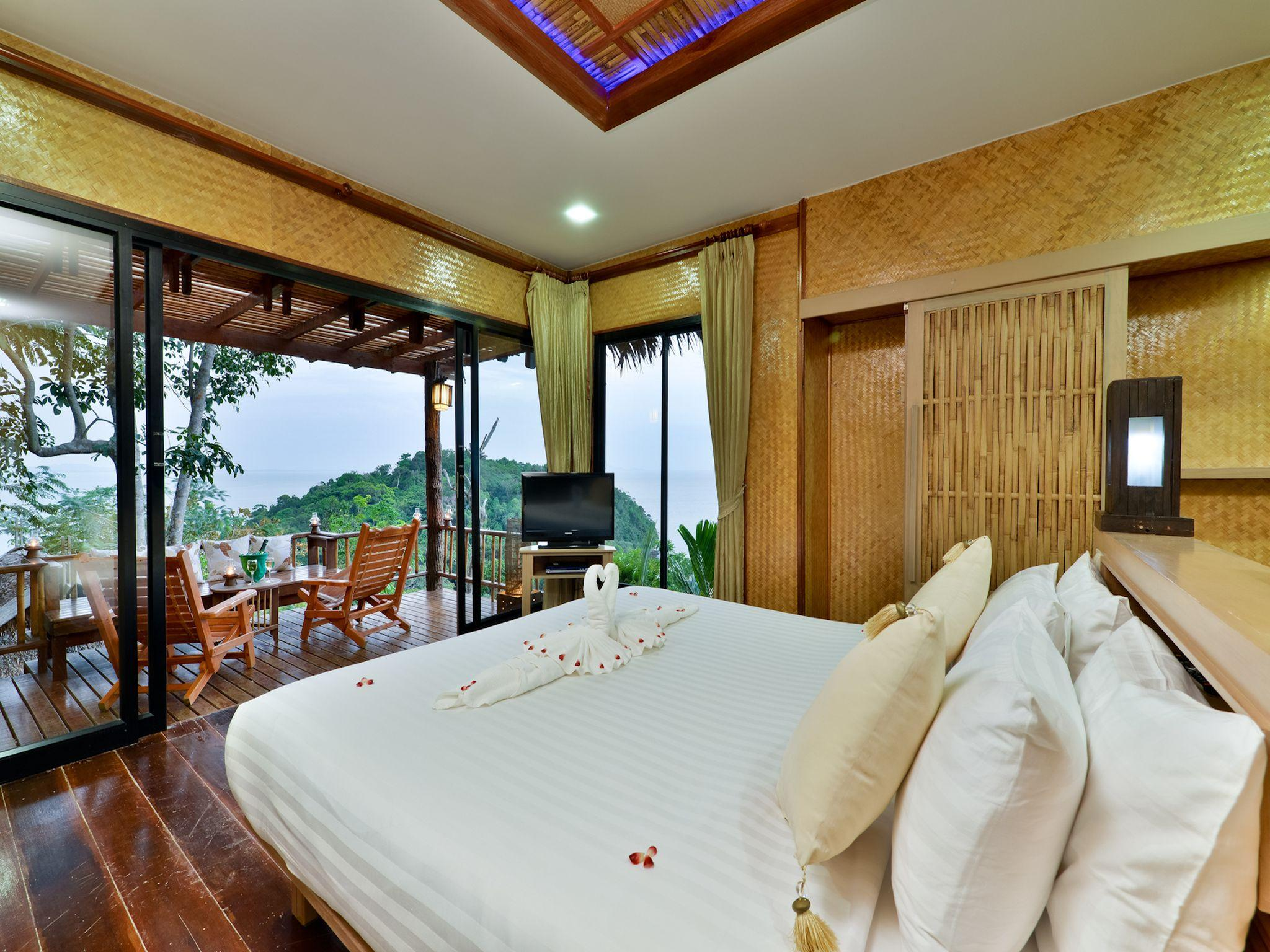 Grand Deluxe dengan Pemandangan Laut (Grand Deluxe Sea View)