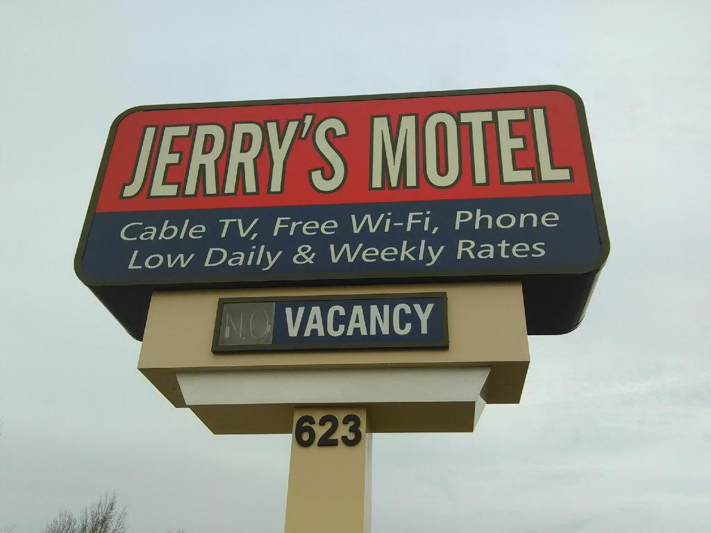 Jerry's Motel Of Oakdale