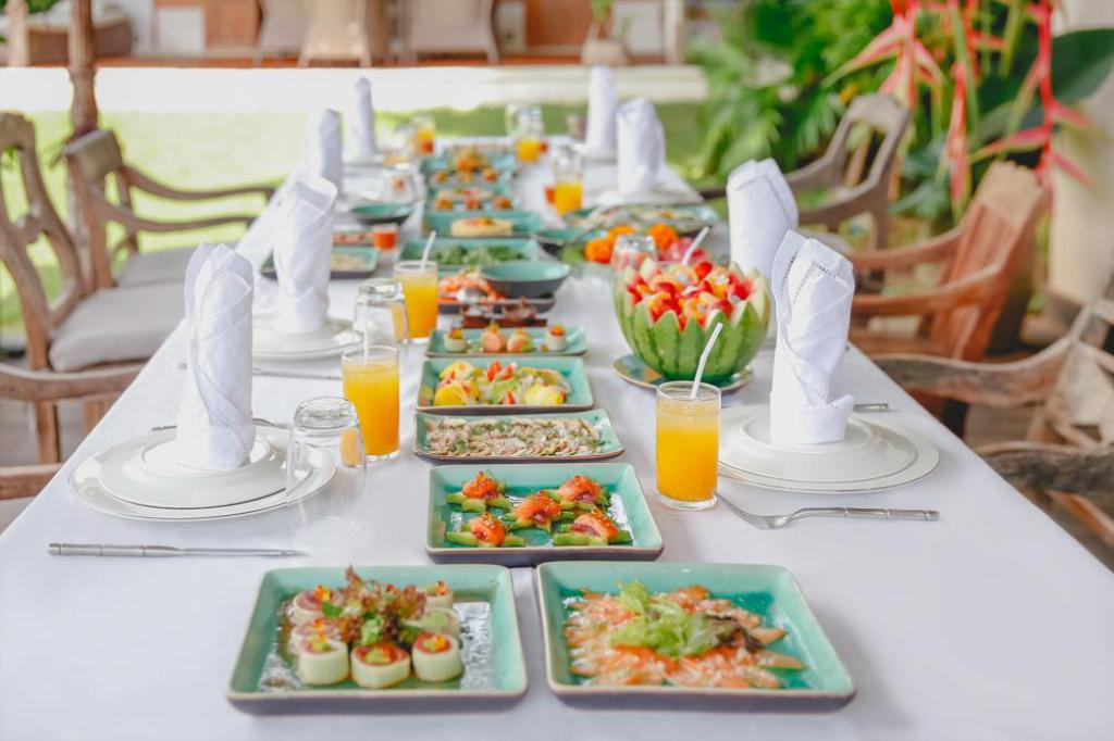 Restaurace Family&Gastronomic, Villa With Rice Field View