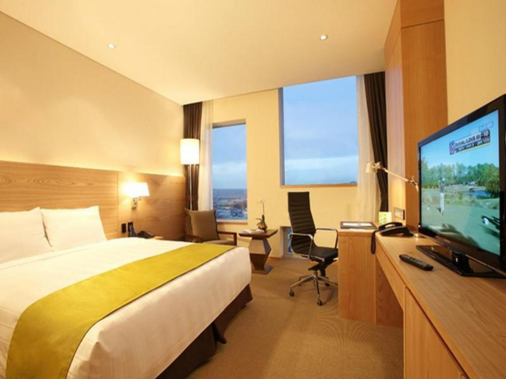 Superior Holiday Inn Gwangju