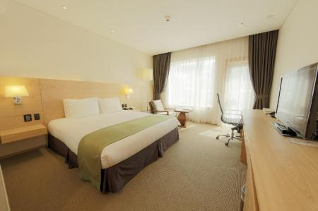 1 King Bed Leisure Non-Smoking - Bed Holiday Inn Gwangju