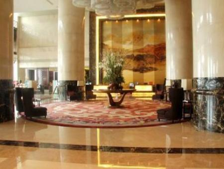 Lobby Crowne Plaza Yichang