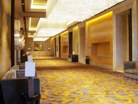 Interior view Crowne Plaza Yichang
