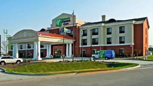 Holiday Inn Express Suites Morton Peoria Area