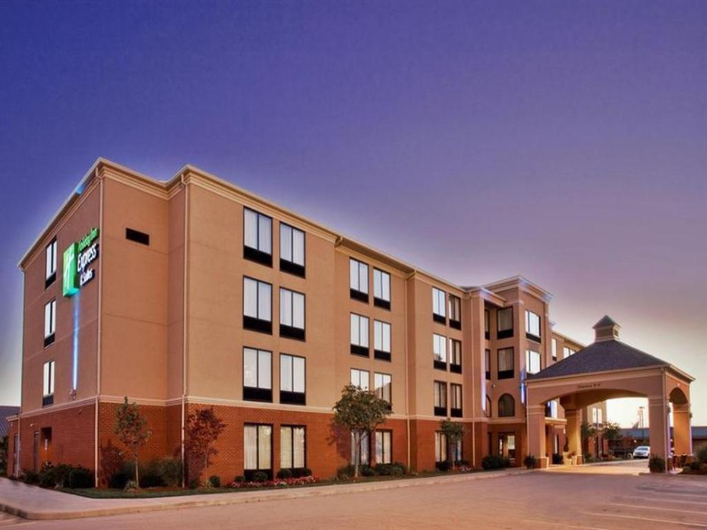 More About Holiday Inn Express Hotel Suites Cape Girardeau I 55