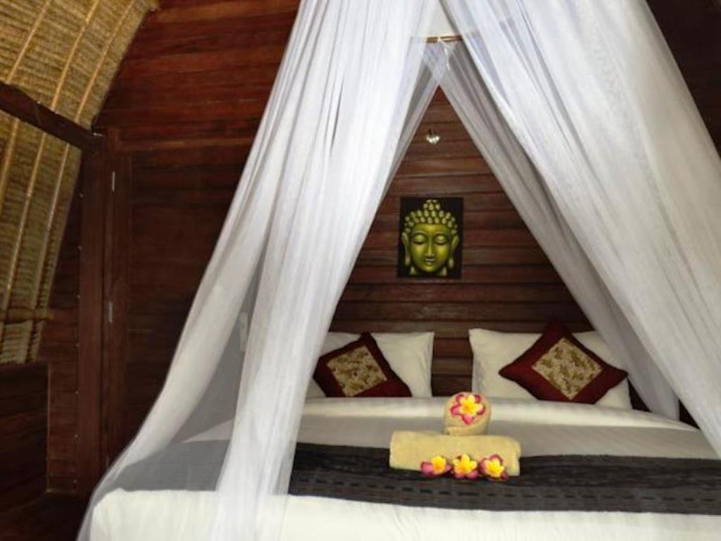 Kamar Superior Double atau Twin Nanuks Bungalows