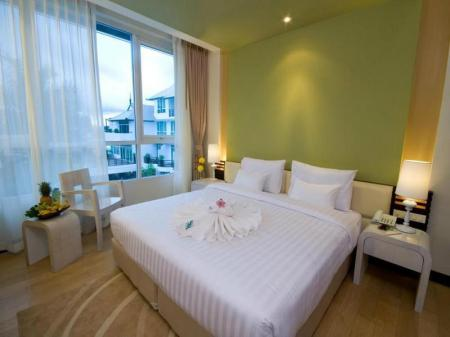 Deluxe A-Te Hotel Chumphon