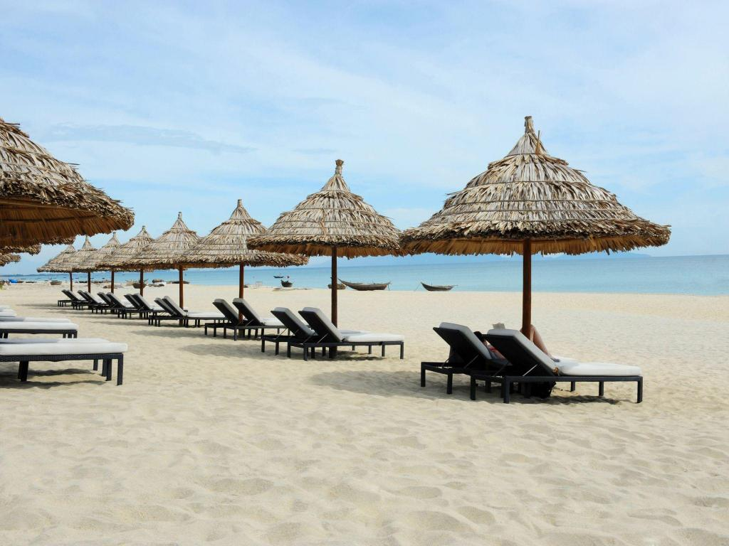 Best price on boutique hoi an resort in hoi an reviews for Best boutique beach resorts