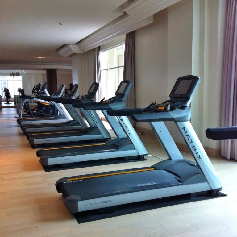 Fitness center THE ENERGY  HUA HIN 2 BEDROOM BY Apirat