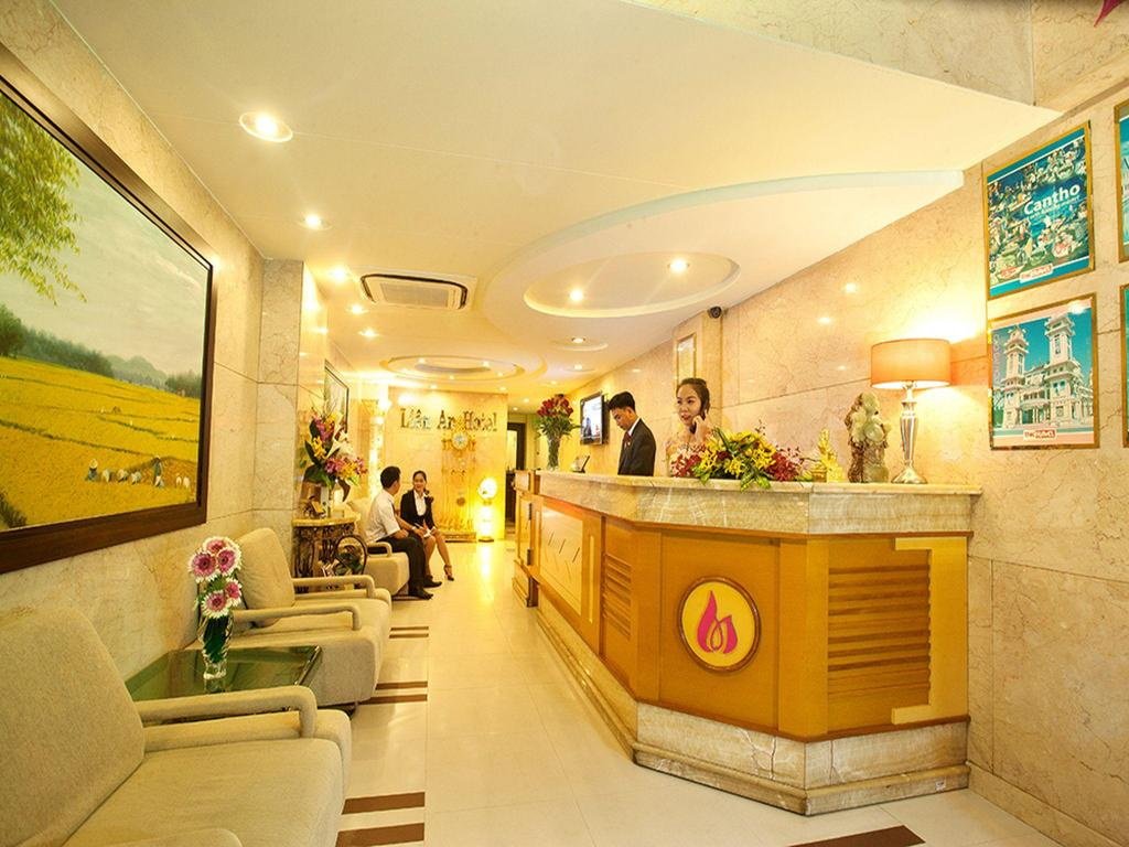 More about Lien An Saigon Hotel