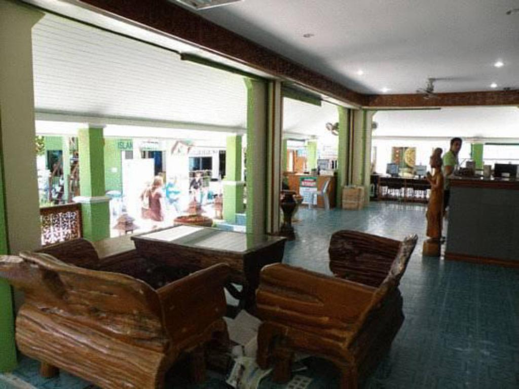 Interior view Chaokoh Phi Phi Lodge