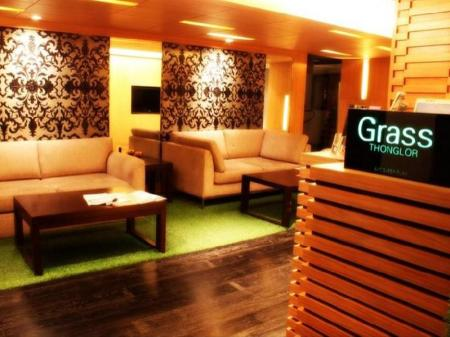 Interior view Grass Suites Thonglor
