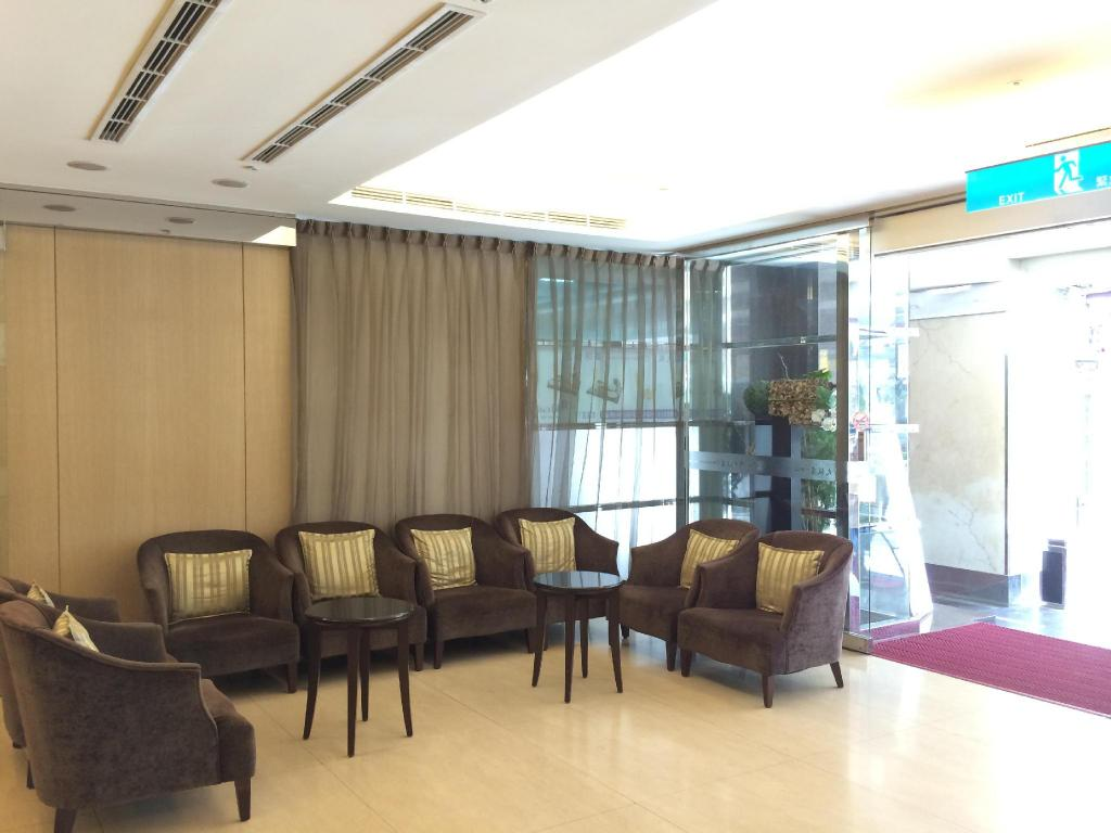New Continental Hotel in Taipei - Room Deals, Photos & Reviews