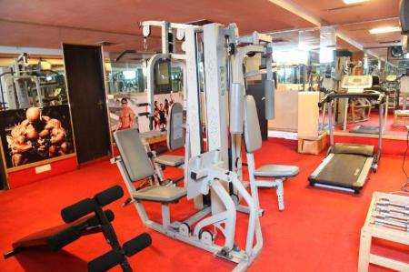 Fitness center Lotus 8 - Apart Hotels