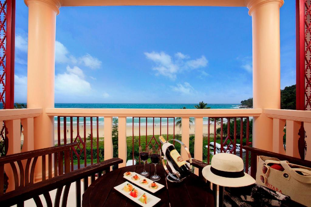Deluxe Ocean Facing - View Centara Grand Beach Resort Phuket