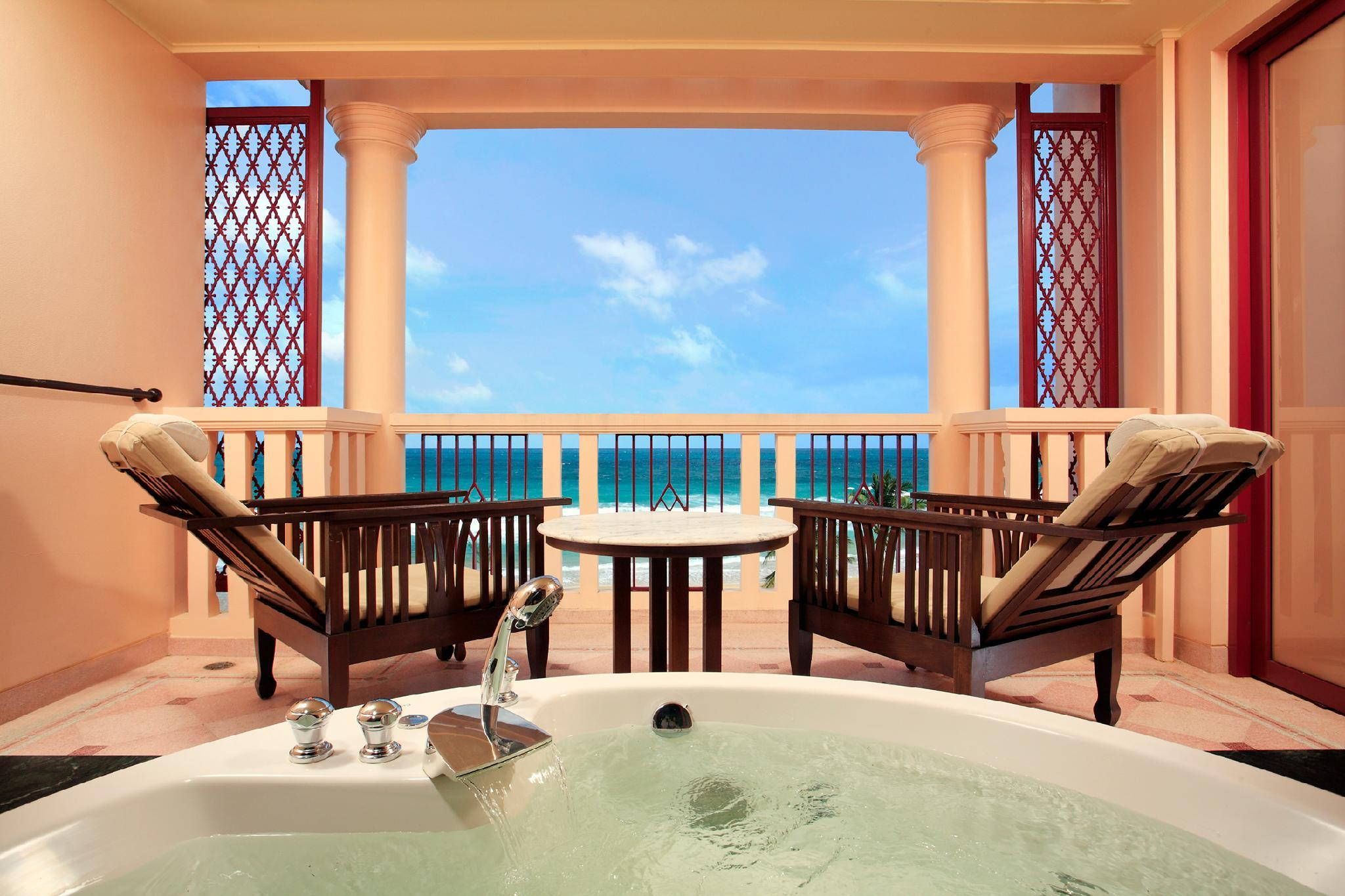 Spa Deluxe Ocean Facing