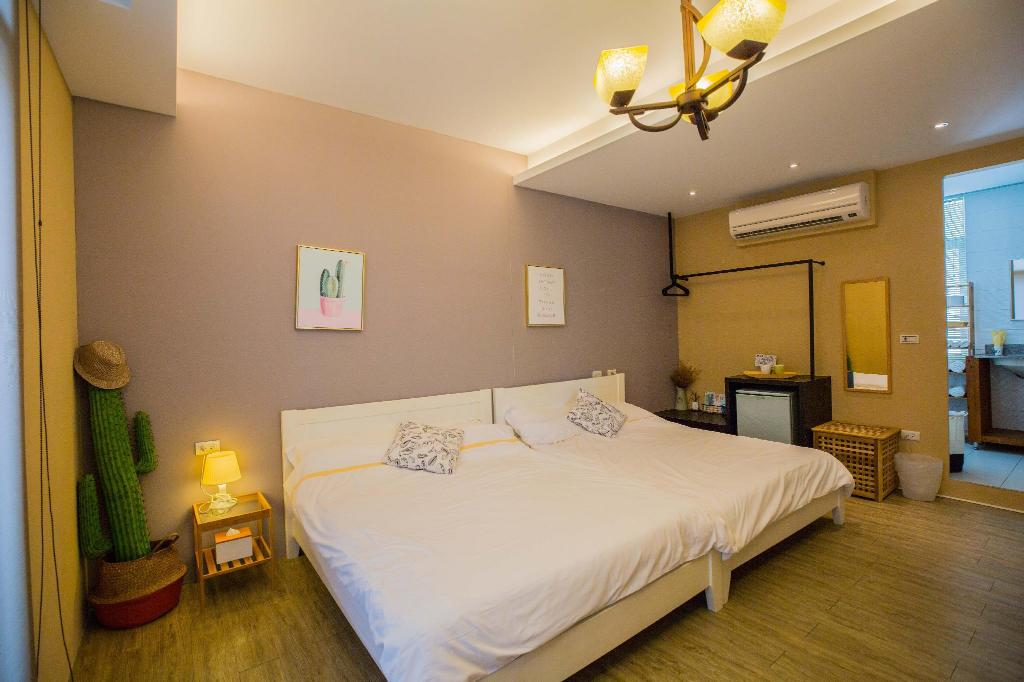 Tainan near T.S. Mall & Ambassador Theater - Leaf hostel Happiness Family room (Tainan near T.S. Mall & Ambassador Theater - Leaf  hostel Happiness Family room )