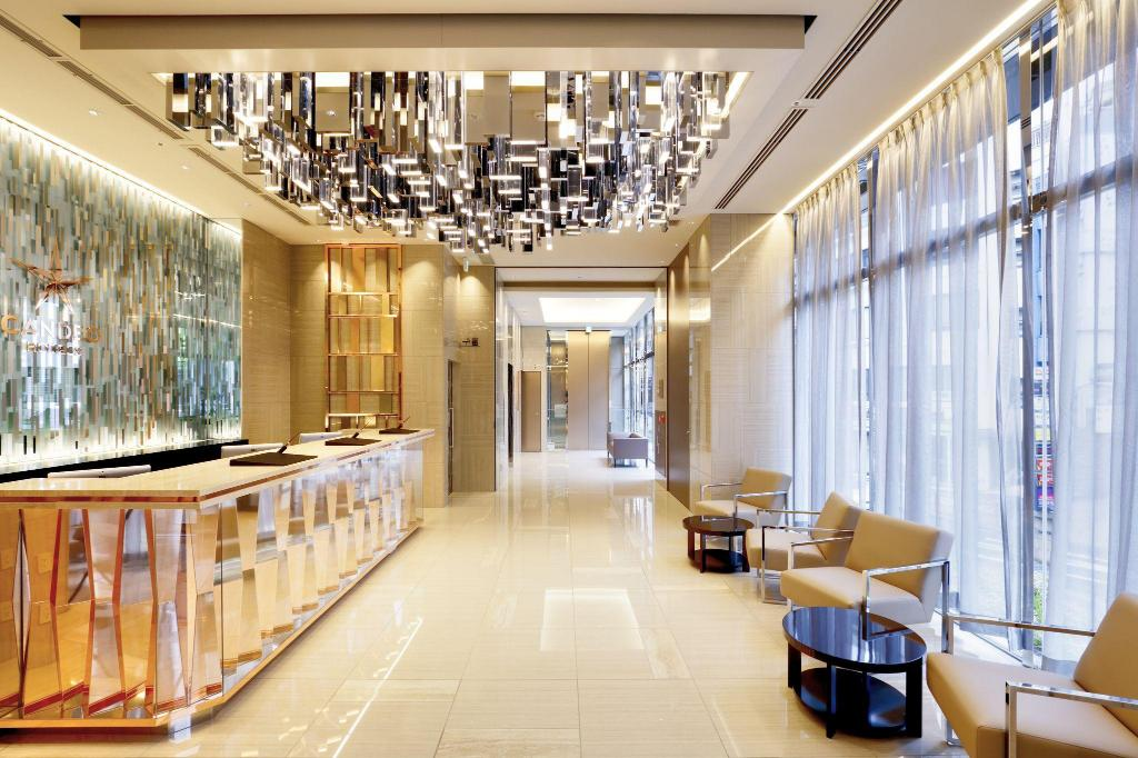 Lobby Candeo Hotels Tokyo Roppongi