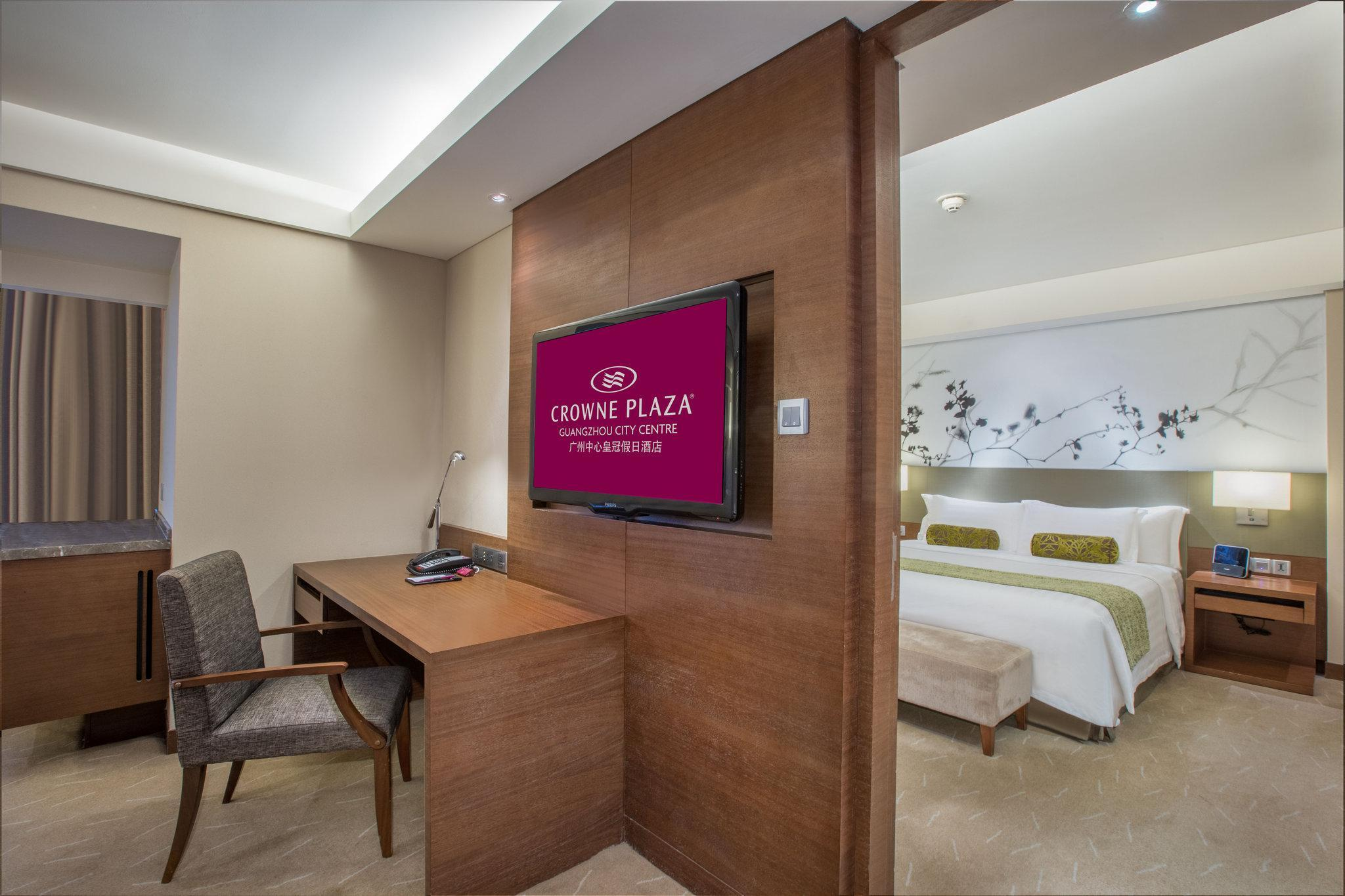 Crowne Plaza Club Deluxe Room