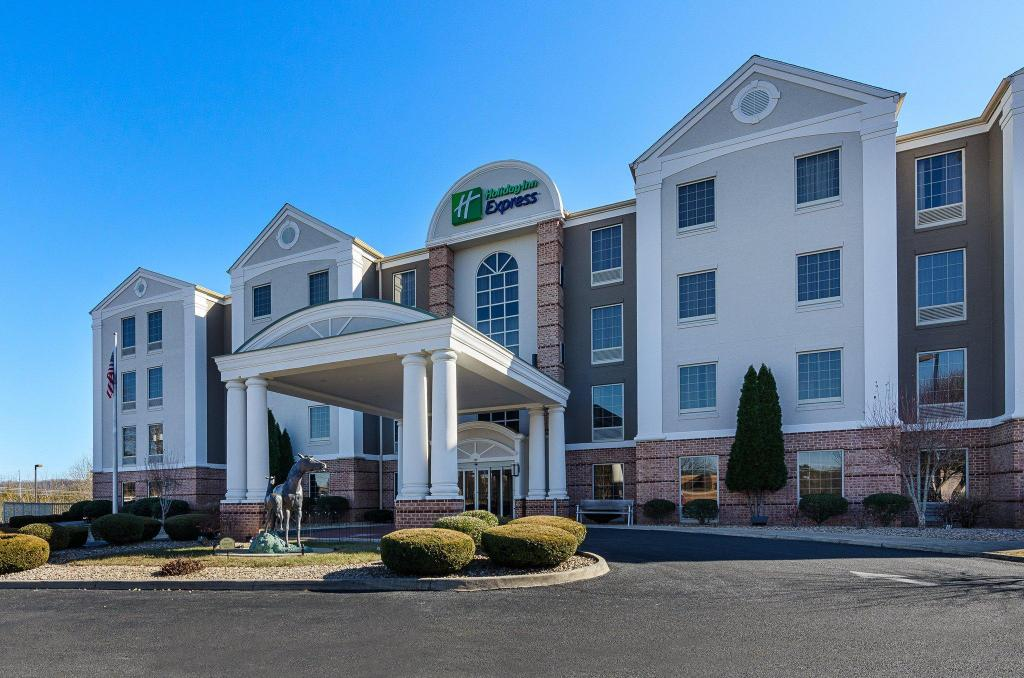 Exterior view Holiday Inn Express Lexington