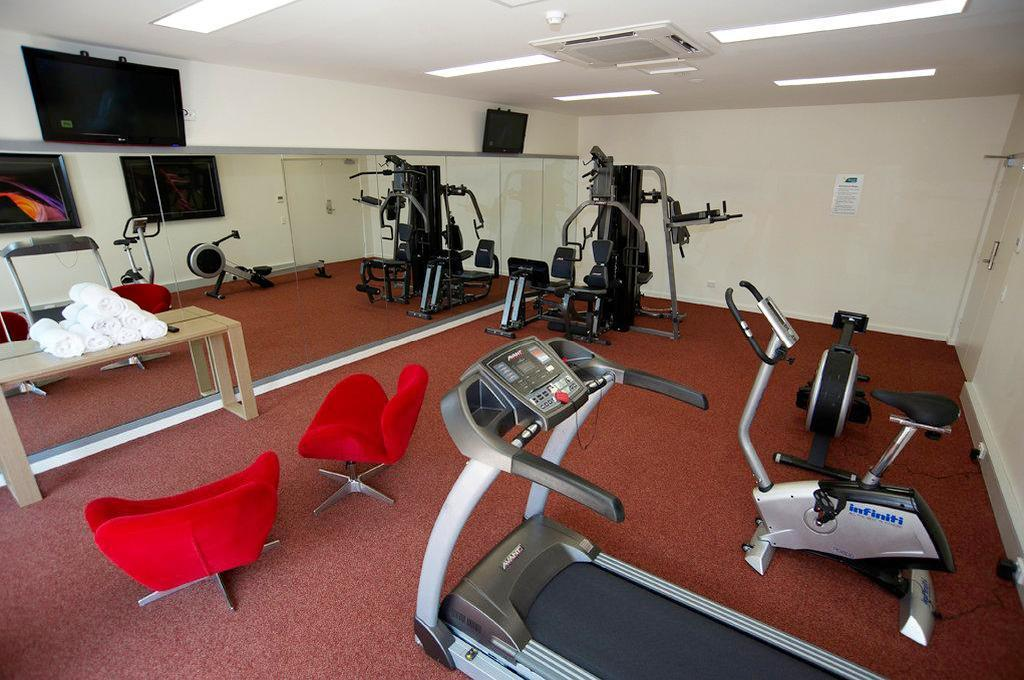 gym Quest Palmerston Apartments