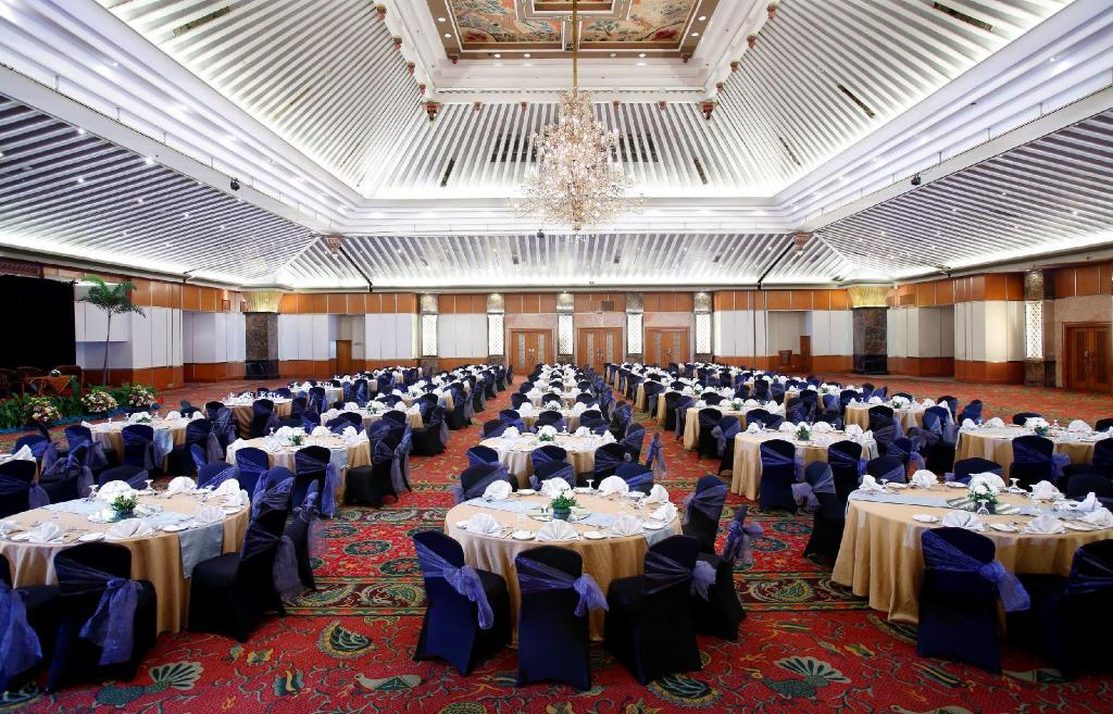 Ballroom Grand Sahid Jaya Jakarta City Center