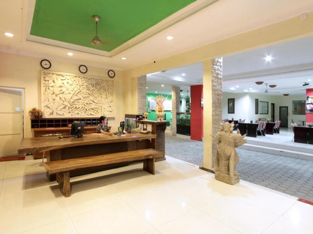 Green Villas Hotel And Spa In Bali Room Deals Photos Reviews