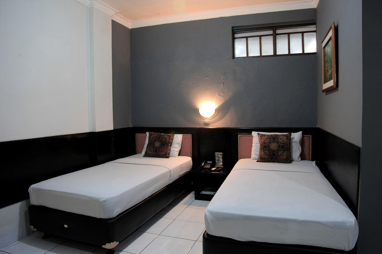 Kamar Deluxe (Deluxe Rooms)