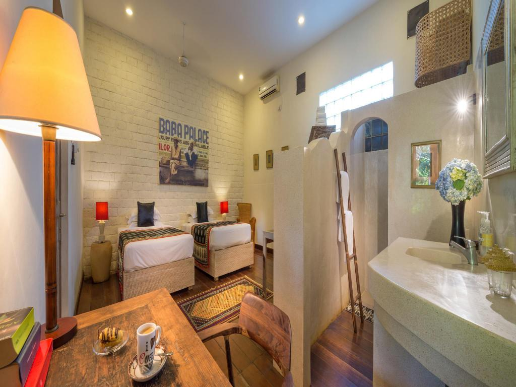 Premium Double Room - Bed Villa Karissa Boutique Hotel