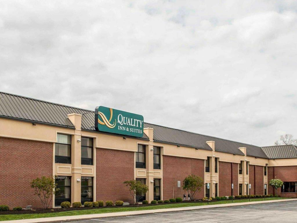 Quality Inn and Suites Greenfield