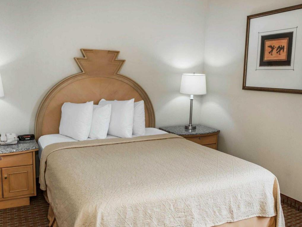 Standard with 1 Queen Bed Quality Inn and Suites Greenfield