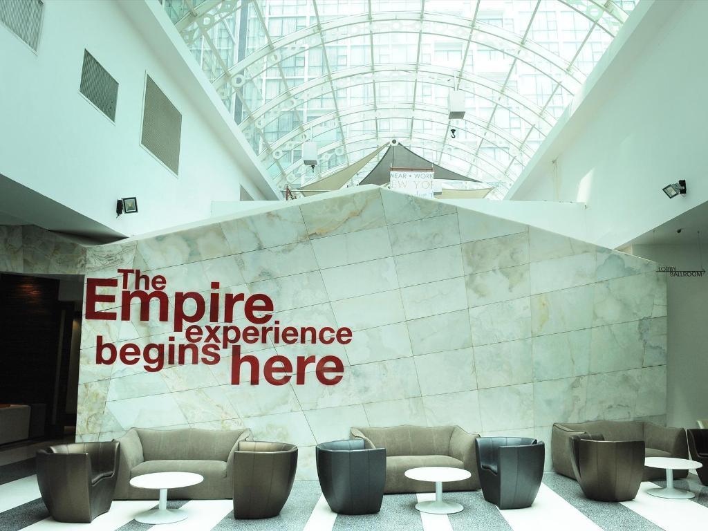Lobby Empire Hotel Subang