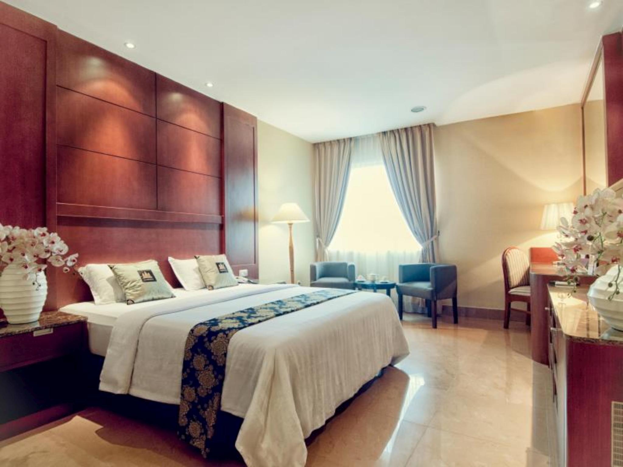 Grand Sakura Hotel Medan Promo Harga Terbaik Agoda Com