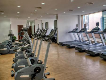 Fitness center Two Seasons Hotel & Apartments