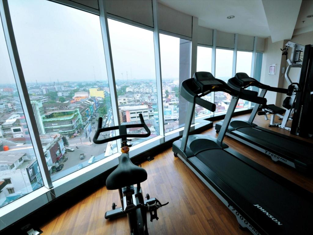 Fitness center Hermes Palace Hotel Medan – Managed by Bencoolen